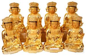 천불전 부처님 (관세음보살) 6치,7치