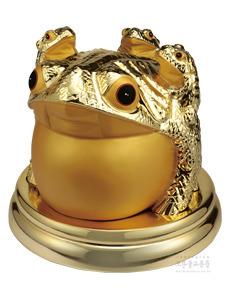 행운 금뚜꺼비 (높이 36cm) 고급
