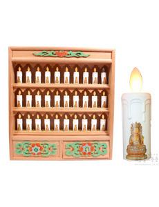 관음 기도촛불 인등 (30불, 50불, 108불, 마춤)
